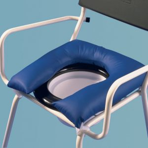 'U' Shaped Commode Cushion -0