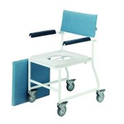 Duo mobile shower chair-4140/4BC-0