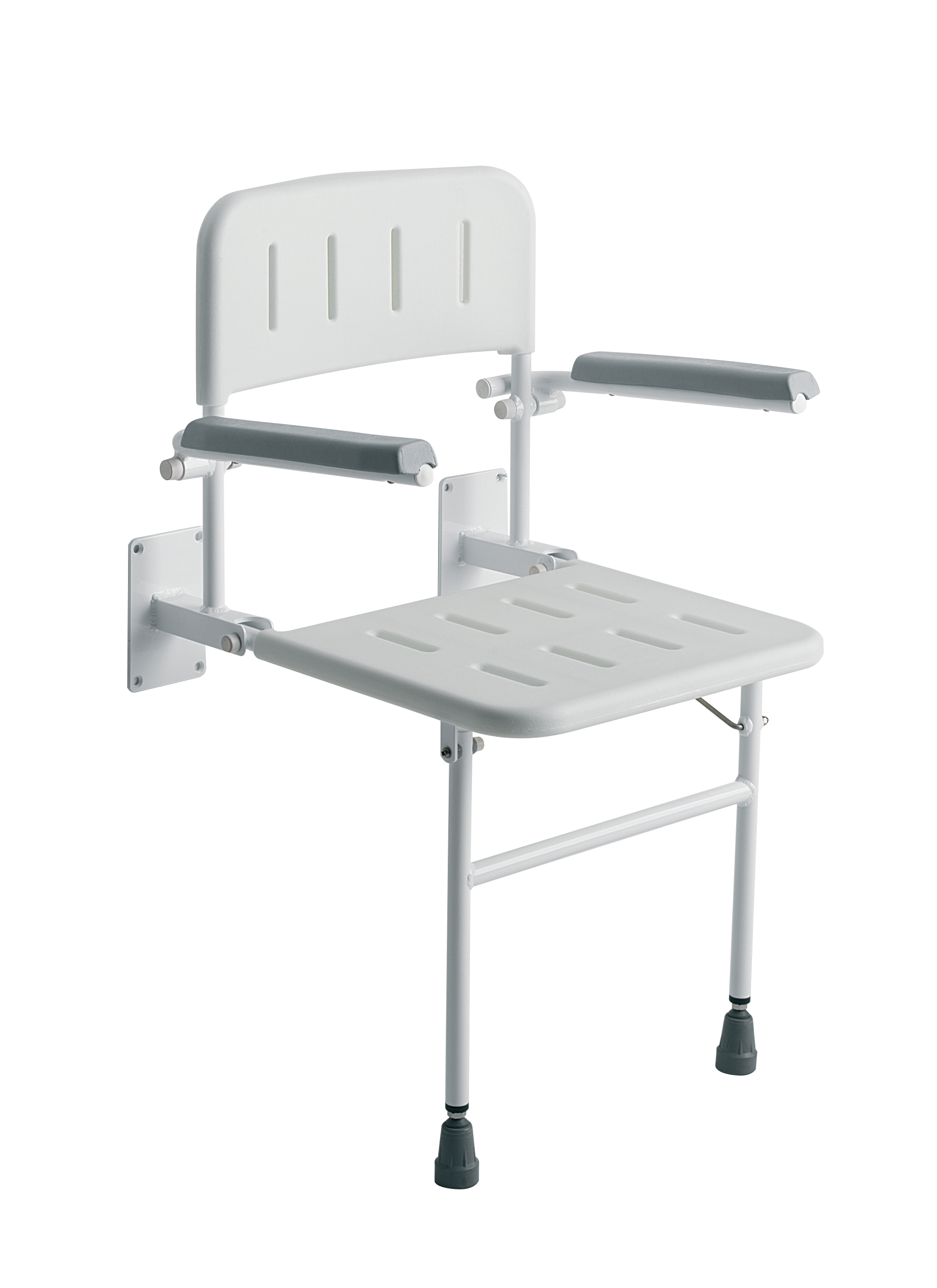 products up fold chair padded shower seat