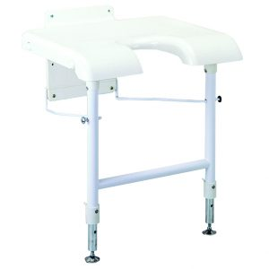 Gap front lift up shower seat-4261G-0