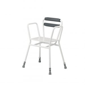 Telford adjustable height shower chair-4557-0