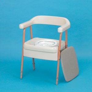 Adjustable commode chair and stool-AA2353-0