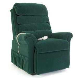 RAISE AND RECLINER CHAIR- CHAIRBED 670G-0